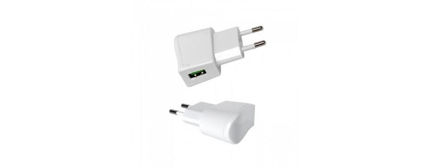 Alimentatori USB e Basi di ricarica