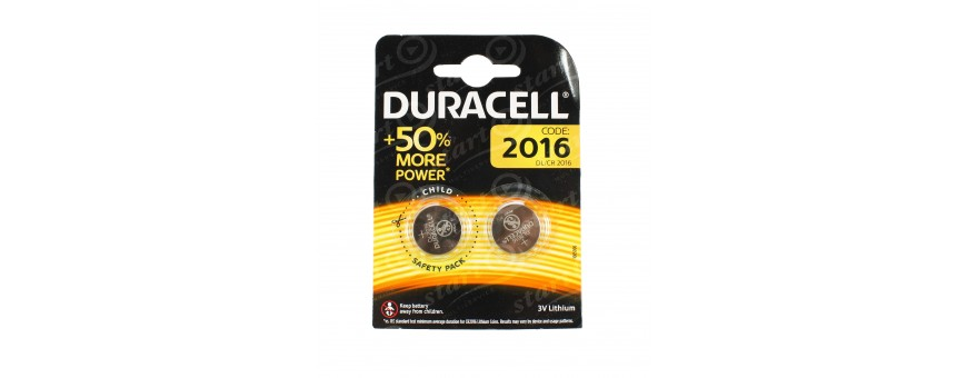 Batterie a bottone